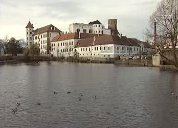 Zámek Jindřichův Hradec a Malý Vajgar