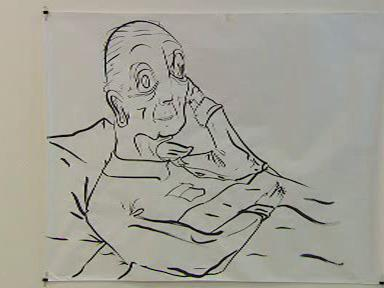 Kresba Jakuba Matušky