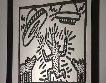 Kresba Keitha Haringa