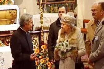 Alžběta II. na Slovensku