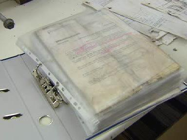 Restaurované dokumenty