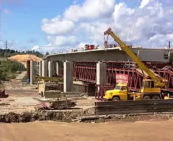 Stavba silnice