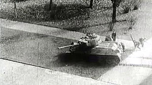 Maďarské události v roce 1956