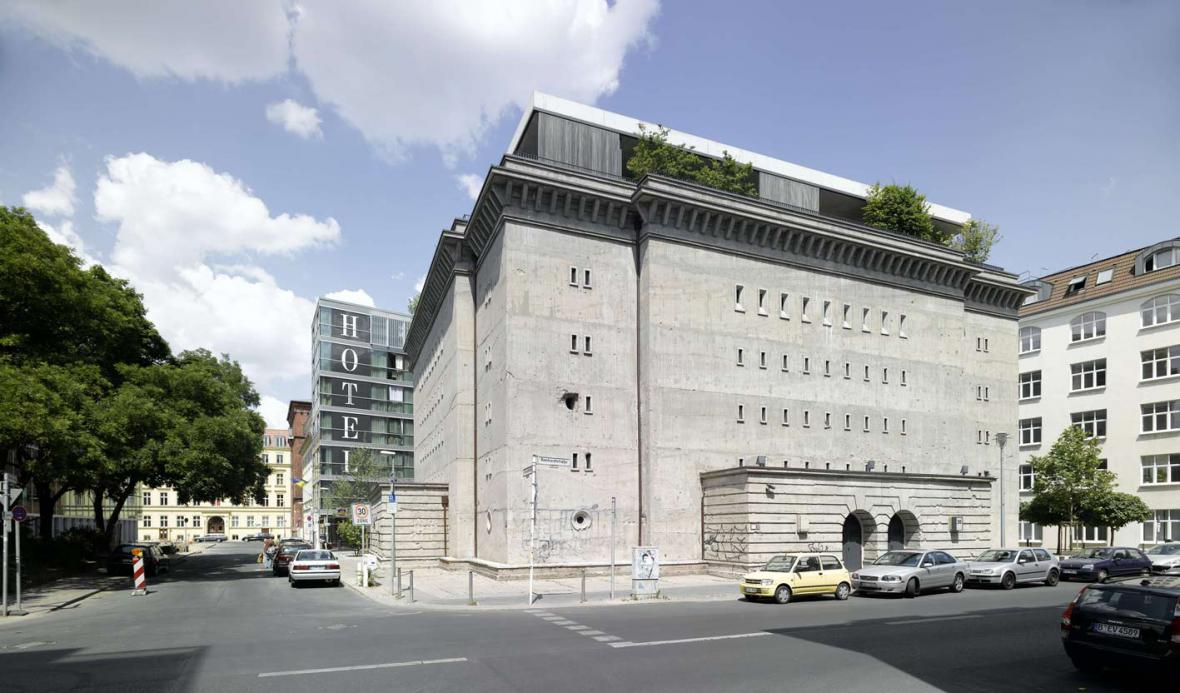 Obytný dům a umělecká sbírka Boros (kryt)