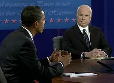 Debata Obama vs. McCain