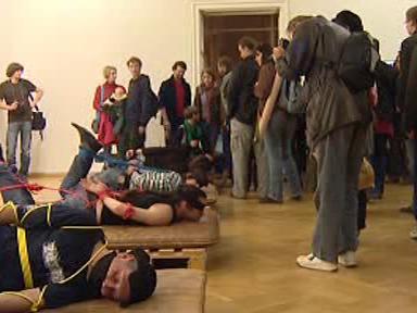 Výstava finalistů Ceny Jindřicha Chalupeckého