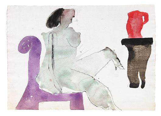 Obraz Milana Paštéky