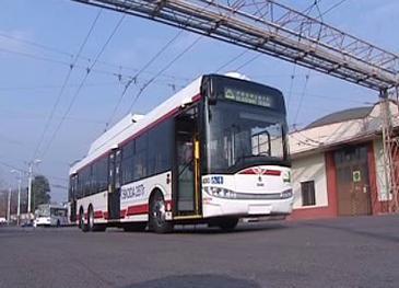 Velkokapacitní trolejbus