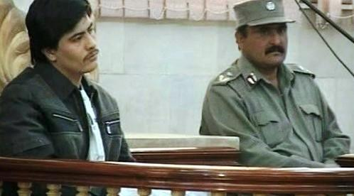 Odsouzený Afghánec