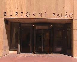 Pražský Burzovní palác