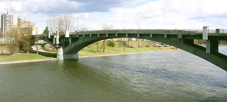 Most T. G. Masaryka