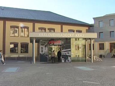 Krajské administrativní centrum v Hradci Králové