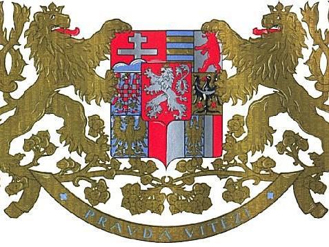 Velký státní znak prvorepublikového Československa