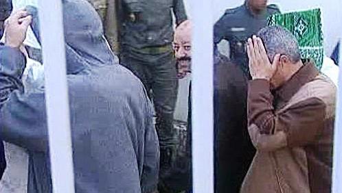 Maročtí teroristé před soudem