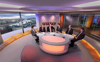 Místopředsedové parlamentních stran v OVM