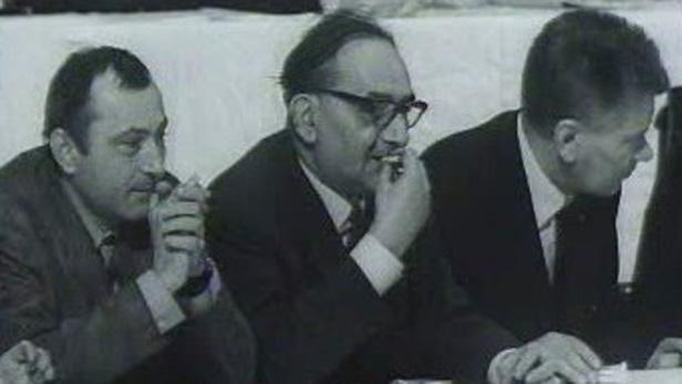 František Kriegel a komunisté z roku 1968