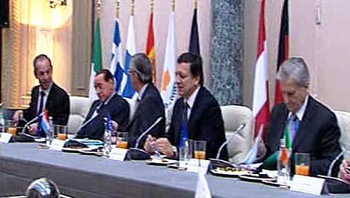 Summit členských zemí eurozóny