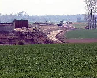 Násep dálnice D11
