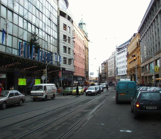 Ulice Na Poříčí
