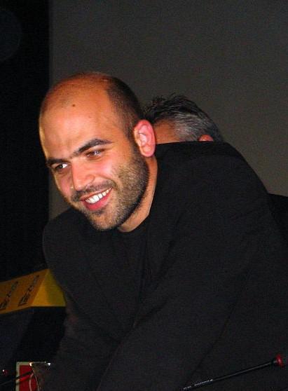 Spisovatel Roberto Saviano