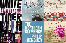 Knihy finalistů Man Bookerovy ceny 2008