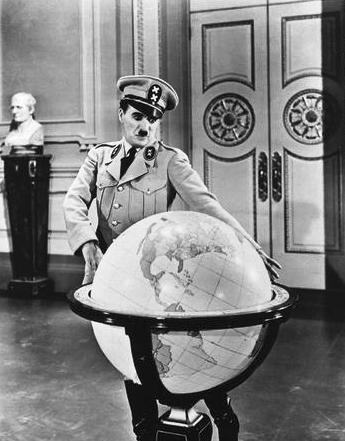 Diktátor Charlieho Chaplina