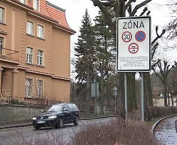 Lázeňská zóna