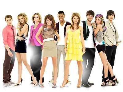 Nový americký seriál 90210