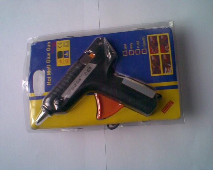 Nebezpečná tavná pistole