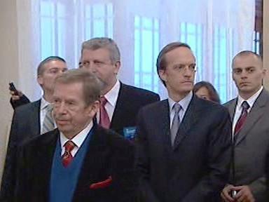 Účastníci Fóra 2000