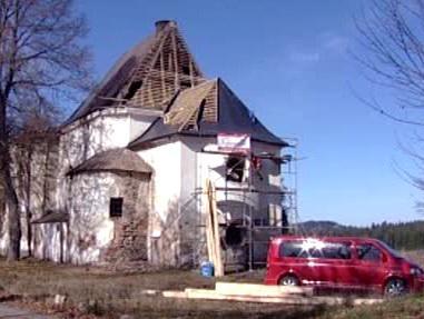 Rekonstrukce kaple