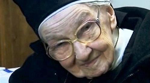 Sestra Cecilia Gaudettová