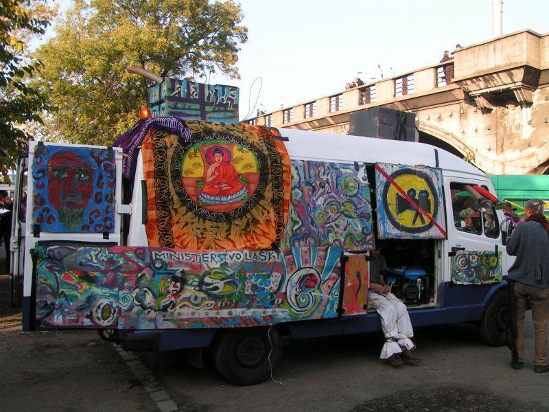 Alegorický vůz