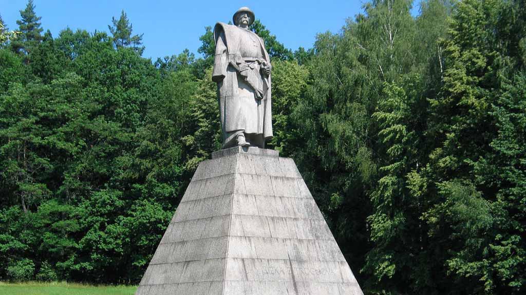 Pomník Jana Žižky z Trocnova