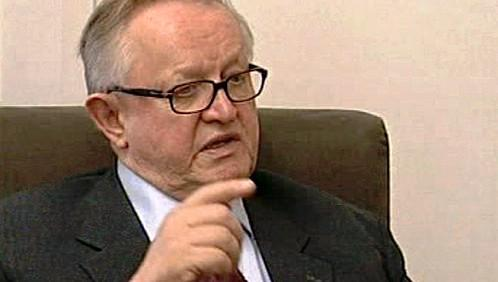 Martti Ahtisaari