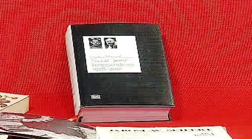Havel - Janouch, Korespondence 1978-2001