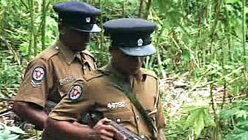 Srílanská armáda