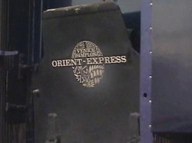Orient Express v Praze