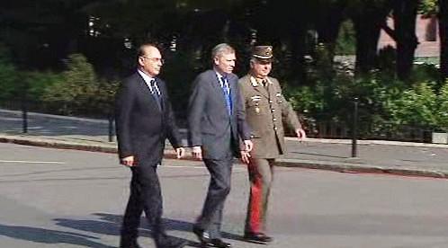 Schůzka ministrů NATO v Budapešti