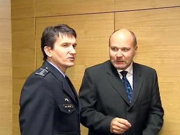 Oldřich Martinů a Milan Štěpánek