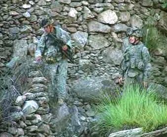 Cizí jednotky v Afghánistánu: Dobře maskované a smrticí