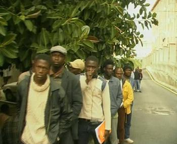 Uprchlíci z Maroka