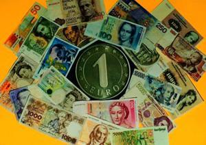 Euro a národní měny