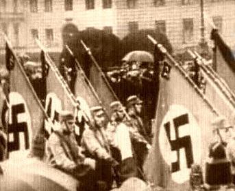 Pochodující nacisté