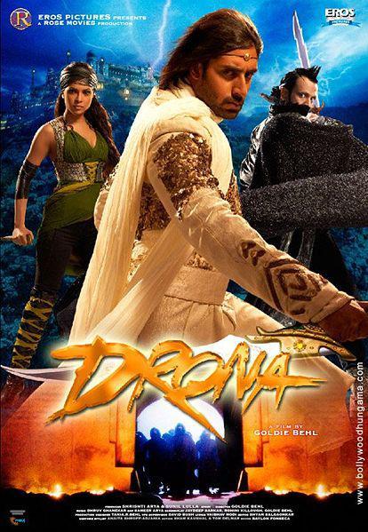 Plakát k filmu Drona