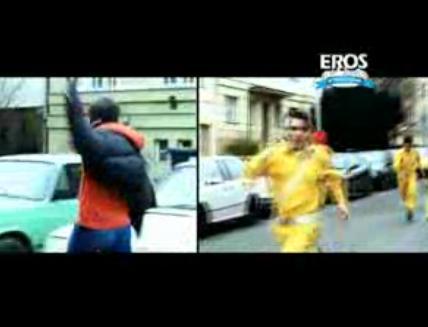 Honička s pohůnky zla pražskými ulicemi