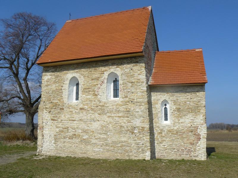 kostel sv. Margity Antiochijské v Kopčanech