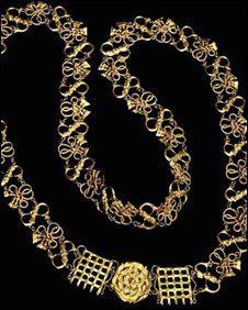 Řetěz z doby Jindřiha VIII.