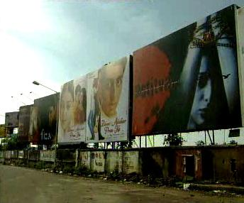 Upoutávky na indické filmy