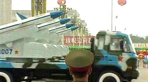 Američané chtějí prodat Tchaj-wanu zbraně.